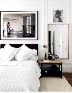 The Used Colors Create A Very Sophisticated Bedroom. | Die Verwendeten  Farben Schaffen Ein Sehr