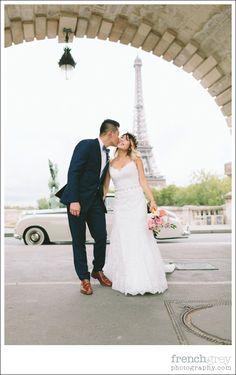 Elopement: Paris, France | frenchgreyphotography.com