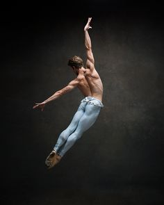 James Whiteside, Principal Dancer, American Ballet Theatre.
