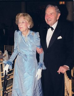 When David Rockefeller Met Brooke Astor: The Ultimate New York Power Couple - The New York Times