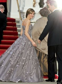 Fashion Inspiration: Queen Letizia of Spain