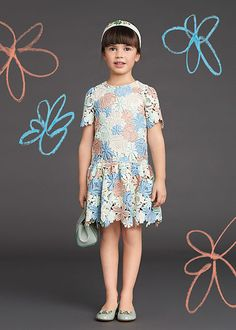 dolce and gabbana winter 2016 child collection 13