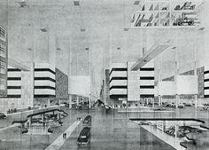 William Zeckendorf. Interiors v.105 n.6 Jan 1946: 10