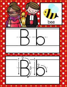 HOLLYWOOD Theme Classroom Decor / ABC Cards with illustrations / Handwriting / font: ABC print / JPEGS and PDF / ARTrageous Fun