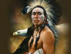 Native American Birds Legends: The Warrior and the Eagle