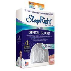 SleepRight No Boil Dental Guard