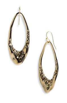 Now I love the Alexis Bittar encrusted liquid link earrings for only $175.00