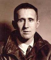 """Voces.: """"No"""". Bertolt  Brecht."""