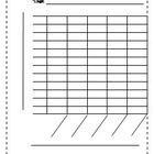 Worksheets Blank Bar Graph Worksheet the ojays worksheets and bar graphs on pinterest blank graph template