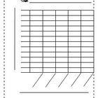 Printable Bar Graph Template For Kids  Bar Graph Blank Template