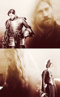 Jaime & Cersei Lannister ~ Game of Thrones Fan Art