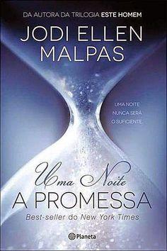 Manta de Histórias: A Promessa Uma Noite Vol.1 de Jodi Ellen Malpas - ...