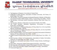 GTU PHD   GTU - Gujarat Technological University   Ahmedabad, Gujarat Online Application Form, Research Proposal, Biotechnology, Ahmedabad, Computer Science, Thesis, Mathematics, Chemistry, Announcement