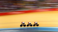 Women's Team pursuit, London 2012