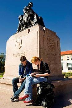 At Rice University - From Rice University's English as a Second Language Program http://studyusa.com/