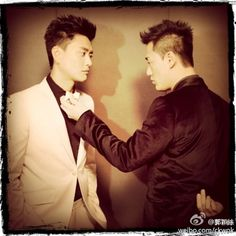 Raymond Lam & Bosco Wong Raymond Lam, Model Man, Male Models, Hong Kong, Chinese, Lovers, Artists, Actors, Celebrities