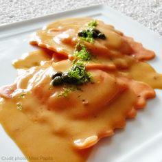 Miss Papila: Une sauce au homard rapide et facile...