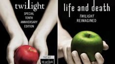 """Stephenie Meyer's 10th anniversary gift-- 400 new pages-- and gender reversal! Now we have a male """"Bella"""" and female """"Edward"""" and """"Jacob""""."""