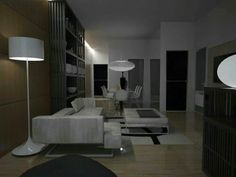 Woodsgrove 3 Bedroom Condo ID design for a new client.