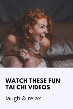 watch these fun tai chi videos: laugh and relax and enjoy the funny side of life! #taichi #taichichuan #taijiquan #relax