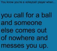 Volleyball is life - Volleyball Love - Volleyball Quotes I hate this I want punch them even more on game point Volleyball Jokes, Volleyball Problems, Volleyball Setter, Volleyball Drills, Beach Volleyball, Coaching Volleyball, Girls Basketball, Girls Softball, Softball Players