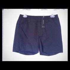 NWT Black Dressy Shorts NWT Black Dressy Shorts Size 4 Shorts