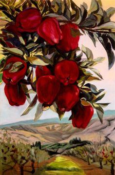 Jan Cook Mack, Orchard Reds
