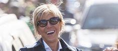 «Ce n'est pas si compliqué»: Brigitte Macron plus à l'aise dans son rôle de première dame - Gala