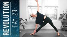#yogawithadriene #31daysofyoga #yogarevolution