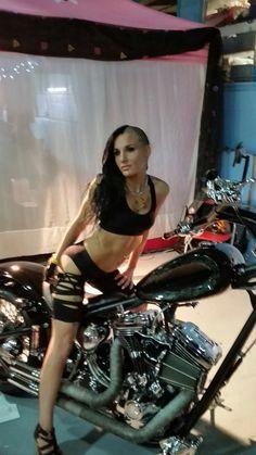Bike & Tattoo show Montreal 2016