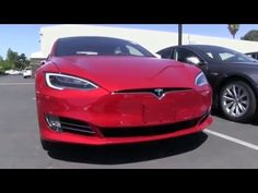 Tested: Driving the Tesla Model X w/ Autopilot! - YouTube