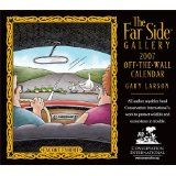 The Far Side Gallery: Off the Wall Calendar (Calendar)By Gary Larson