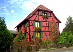 Ferme de Gommersdorf (Sundgau)