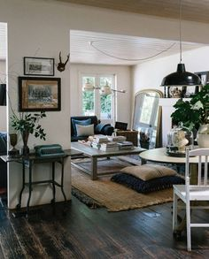 The White House Daylesford - Interiors by Lynda Gardner.  Truly inspirational - Willow & Seed