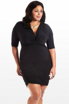 Bozzolo plus size dress