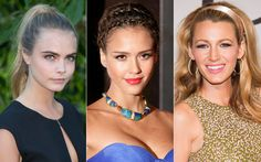 I am a huge Jessica Alba fan. She is my ultimate girl-crush and my style icon. I will post new and old photos daily! Summer Hairstyles, Easy Hairstyles, Ballerina Hair, Jessica Alba Pictures, Halo Braid, Jessica Alba Style, Actress Jessica, Amazing Women, Braids
