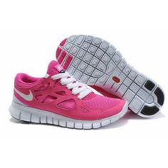 new product 7b52e 55270 Nike Free Run 2 Pink White Womens Running Shoes Australia Cheap