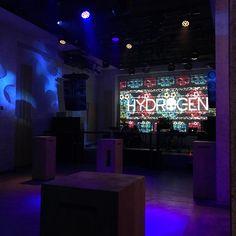 本日は Hydrogen Tokyo Night #hydrogen Neon Signs, Instagram Posts