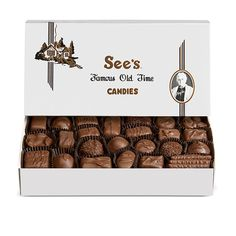 See's Candies, Inc. Milk Chocolates - 3 lb (3942033057)