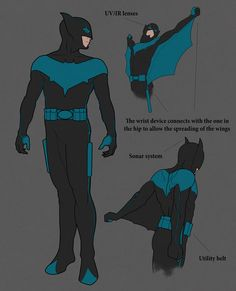 Done for a contest Dick Grayson as Batman Superhero Characters, Comic Book Characters, Comic Character, Comic Books Art, Comic Art, Character Design, Batman Suit, Batman And Superman, Spiderman
