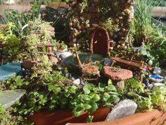 Fairy Garden House. by FairylandDesigns on Etsy, $25.00