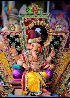 Ganesha, Captain Hat, Hats, Fashion, Moda, Hat, Fashion Styles, Ganesh, Fashion Illustrations
