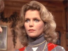 lee remick the omen 1976 70s Makeup, Hair Makeup, Classic Hollywood, Old Hollywood, Lee Remick, Classic Outfits, Classic Clothes, Lee Ann, Look Alike