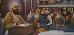 Guru Tegh Bahadur Sahib Ji is the ninth Guru of the Sikhs. He was the youngest son of Guru Hargobind Sahib Ji. He was born on April 1st, 1621 at Amritsar. His mother was Bibi Nanki Ji.