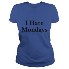 i hate mondays Caps #gift #ideas #Popular #Everything #Videos #Shop #Animals #pets #Architecture #Art #Cars #motorcycles #Celebrities #DIY #crafts #Design #Education #Entertainment #Food #drink #Gardening #Geek #Hair #beauty #Health #fitness #History #Holidays #events #Home decor #Humor #Illustrations #posters #Kids #parenting #Men #Outdoors #Photography #Products #Quotes #Science #nature #Sports #Tattoos #Technology #Travel #Weddings #Women