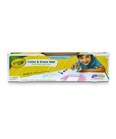 Take a look at this Color & Erase Mat Set today!