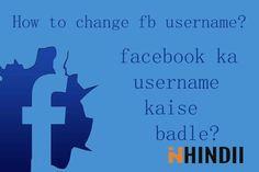 Facebook aaj India ki sabse popular social networking site ban chuki hai kyoki India me roz caroro log facebook ki website ko open karta hai. Jab ham Fb me account banate hai tab hame ek Id milti hai jase meri http://ift.tt/24KjyfI hai lekin hum bad me ise badal sakte hai jaise meri fb user id hai aap dekh sakhte hai.http://ift.tt/24KjtZs Username ka istemal hum login karte vaqt email ya number ki jagah kar sakte hai. To aaiye apne facebook profile ka user name change kare.Facebook user id…