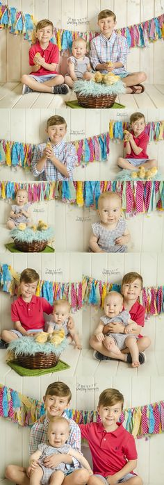 Shelley Barrett Photography || Easter Mini Sessions Baby Chicks || Birmingham, Chelsea, Shelby County, Hoover, Pelham, Alabaster, Helena, Calera, Inverness, Greystone, Meadow Brook, Oak Mountain, Alabama || Spring Mini Sessions, Easter Sunday Holiday, Baby Chick Animals || Children, Babies, Toddlers, Family Photographer