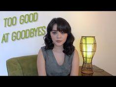 Too Good At Goodbyes - Sam Smith | Alyssa Bernal - YouTube