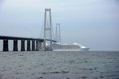 Great Belt Bridge Denmark